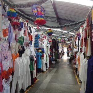 Mercado de las artesanías